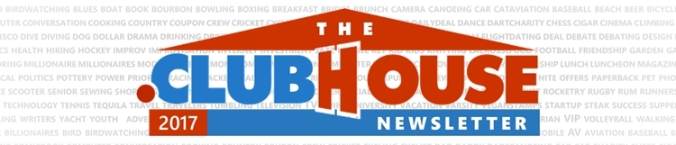 ClubHouse Newsletter