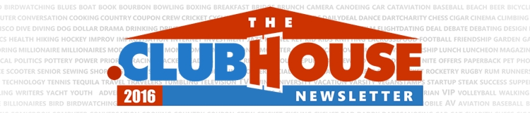 ClubHouse Newsletter Mail